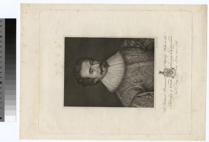 Portrait of R. Beaumont