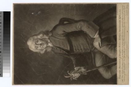 Portrait of Timothy Bennett