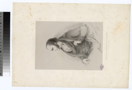 Portrait of G. Bentinck