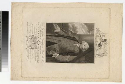 Portrait of W. Blackett