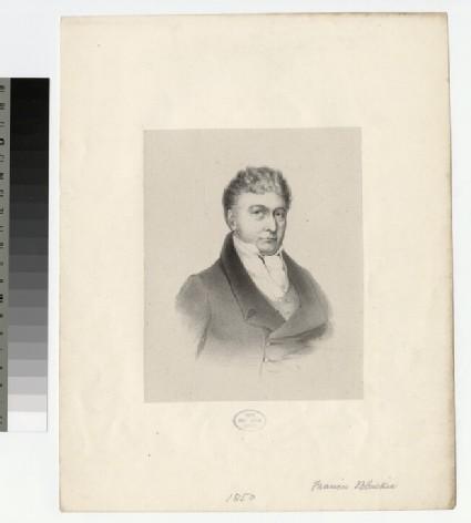 Portrait of F. Blackie
