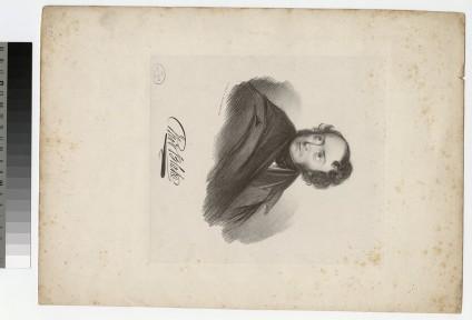Portrait of T. Blake