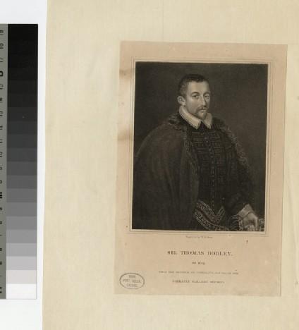 Portrait of T. Bodley