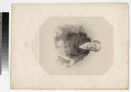 Portrait of H. Bower
