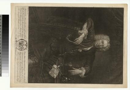Portrait of B. Bradley