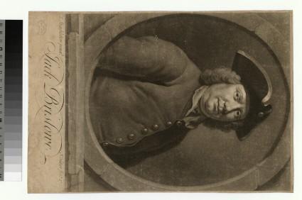 Portrait of J. Bristowe