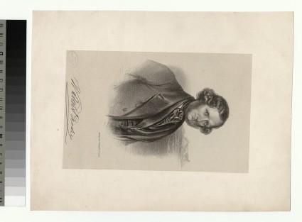 Portrait of Walter Brodie