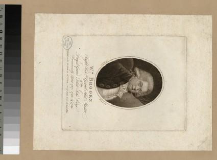 Portrait of William Brooks