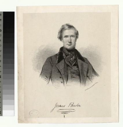 Portrait of J. Burton
