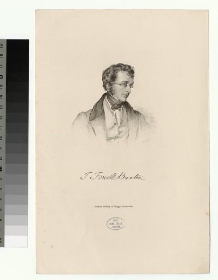 Portrait of T. F. Buxton