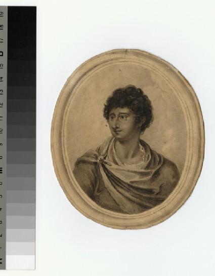 Portrait of Francis Burdett