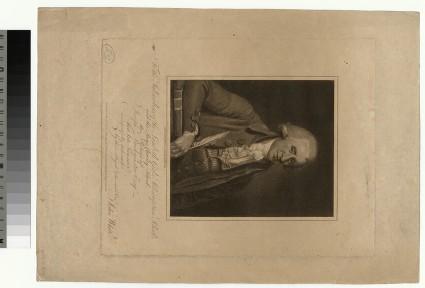 Portrait of J. Buckmaster