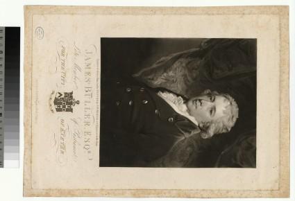 Portrait of James Buller