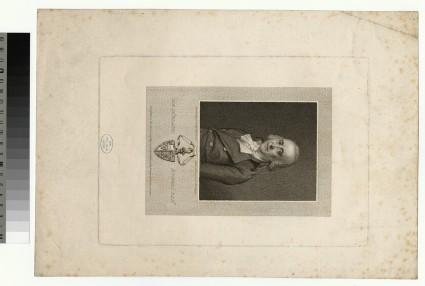 Portrait of Sir James Bland Burges