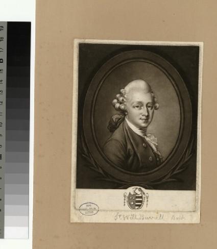 Portrait of William Burrell