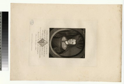 Portrait of Lady J. Caesar