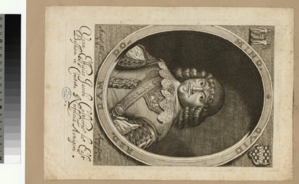 Portrait of James Calthorpe