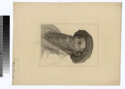 Portrait of G. Carew