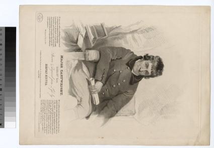 Portrait of J. Cartwright