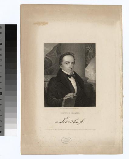 Portrait of L. Cass