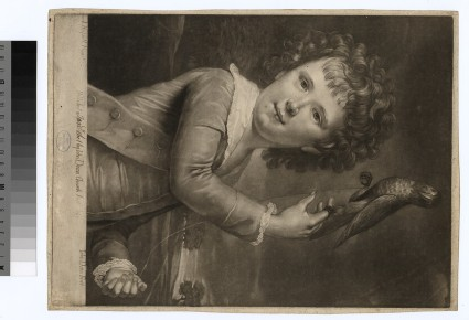 Portrait of W. Caulfield