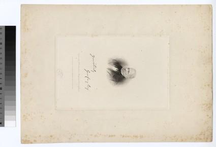 Portrait of G. Cayley