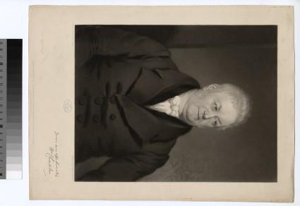 Portrait of W. Chaplin