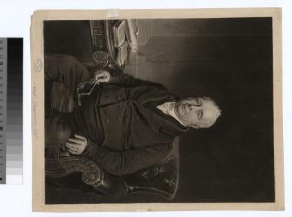 Portrait of A. Chapman