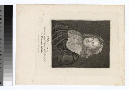 Portrait of Mr Chiffinch