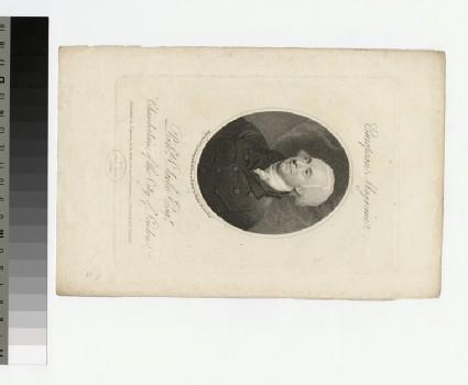 Portrait of R. Clarke