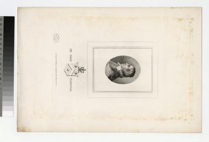 Portrait of J. Cleypole