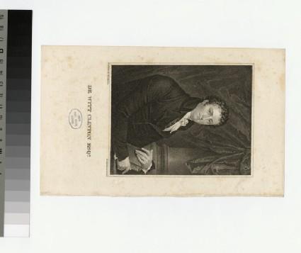 Portrait of De Witt Clinton