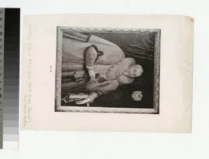 Portrait of M. Garrad