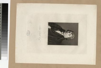 Portrait of J. Cobbold