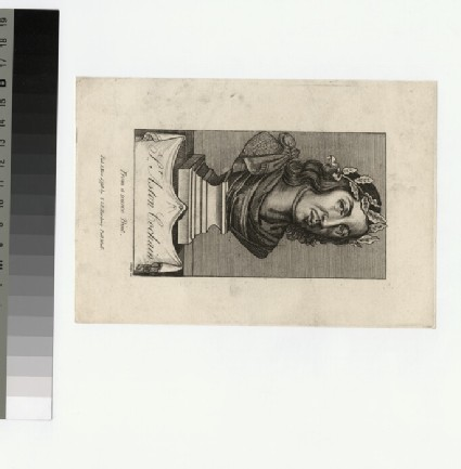 Portrait of A. Cockain