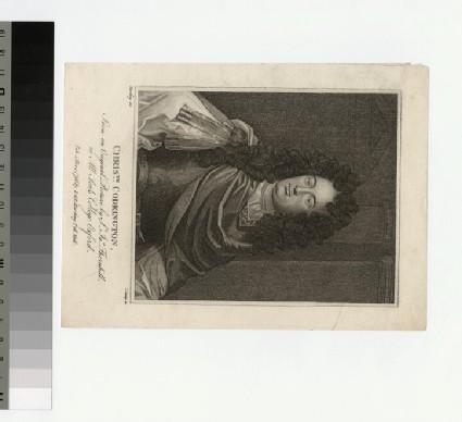 Portrait of C. Codrington