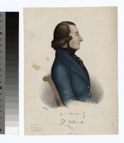 Portrait of H. Collard