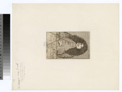 Portrait of R. Collins