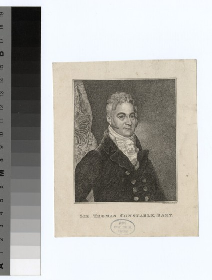 Portrait of Sir Thomas Constable
