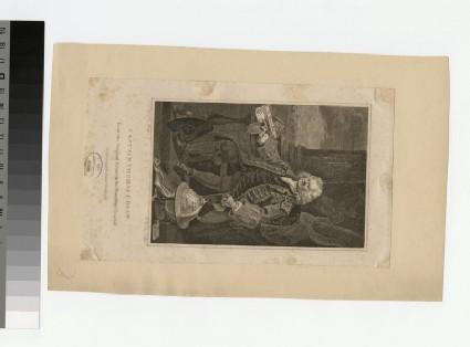 Portrait of T. Coram
