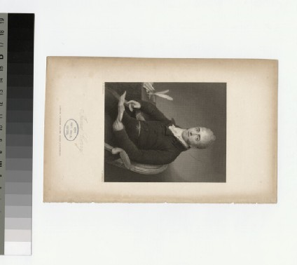 Portrait of J. Corry