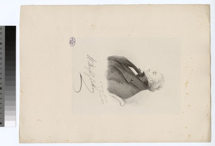 Portrait of W. Cotton