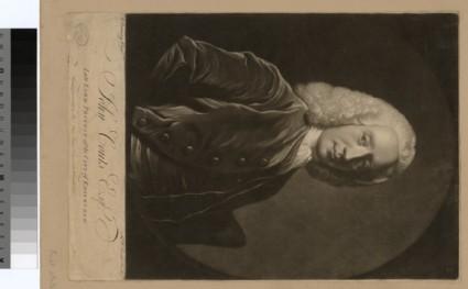 Portrait of J. Couts