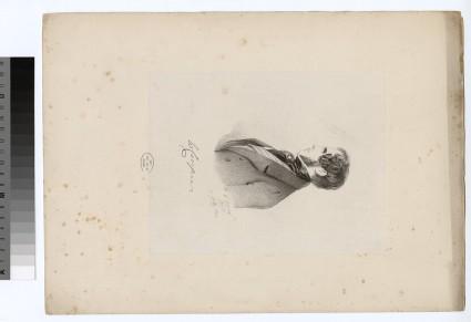Portrait of W. Cowper