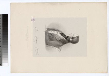 Portrait of S. Cowper