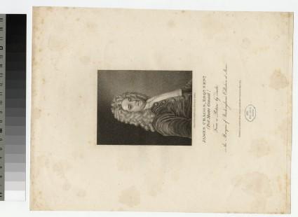 Portrait of J. Craggs