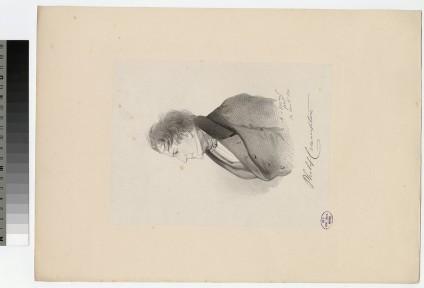 Portrait of P. Crampton