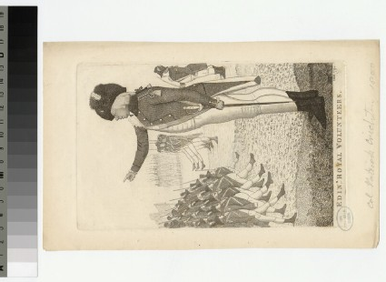 Portrait of Col.P. Crichton