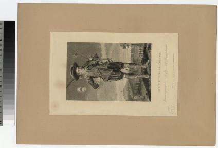 Portrait of N. Crispe