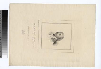 Portrait of R. Dawson